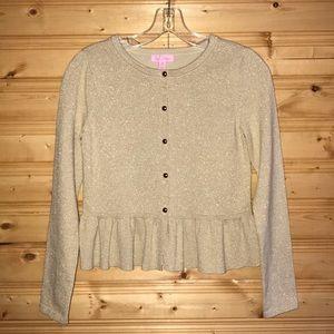 Lily Pulitzer size XL 12 14 sweater